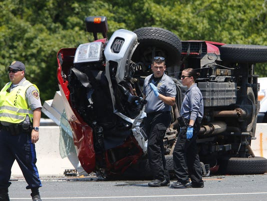 Toms River Route 37 fatal accident
