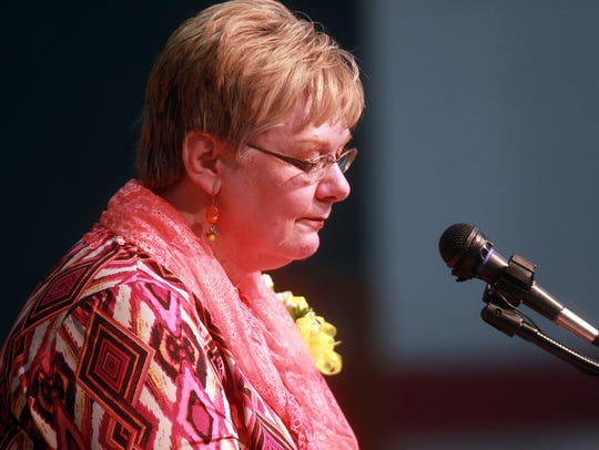 Linda Sorenson tells the story of the murder of her