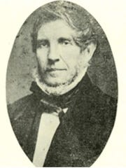 Stephen Lee founded and operated a school in Asheville from 1844-1879. He was also a Confederate colonel during the Civil War.