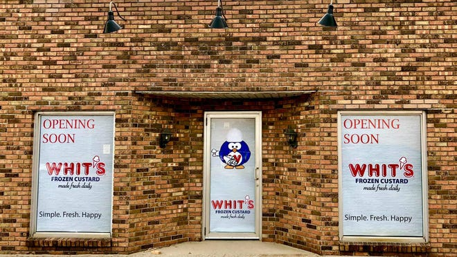 The storefront at 206 S. River Ave. will be the first Whit's Frozen Custard location in Michigan. The popular franchise currently has locations in nine states -- including Ohio, Alabama and Florida.