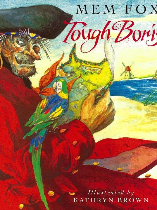 3. Tough Boris