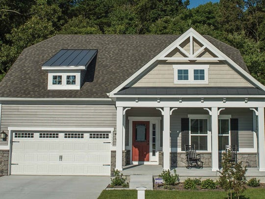 Ryan Homes at Fork Landing by Delaware's #1 homebuilder, priced from the low $200s.
