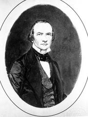 Francis Eppes served seven times as intendant (mayor)