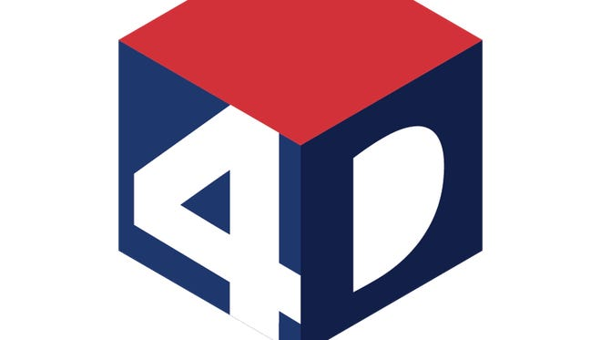 4D Design and Consulting logo