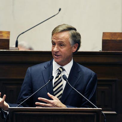 Gov. Bill Haslam has repeatedly argued the privatization
