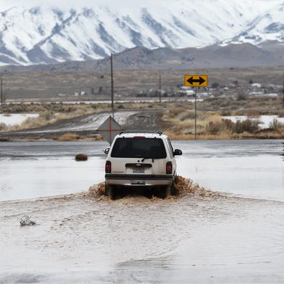 Winter storm to bring more flooding, snow to Reno, Tahoe
