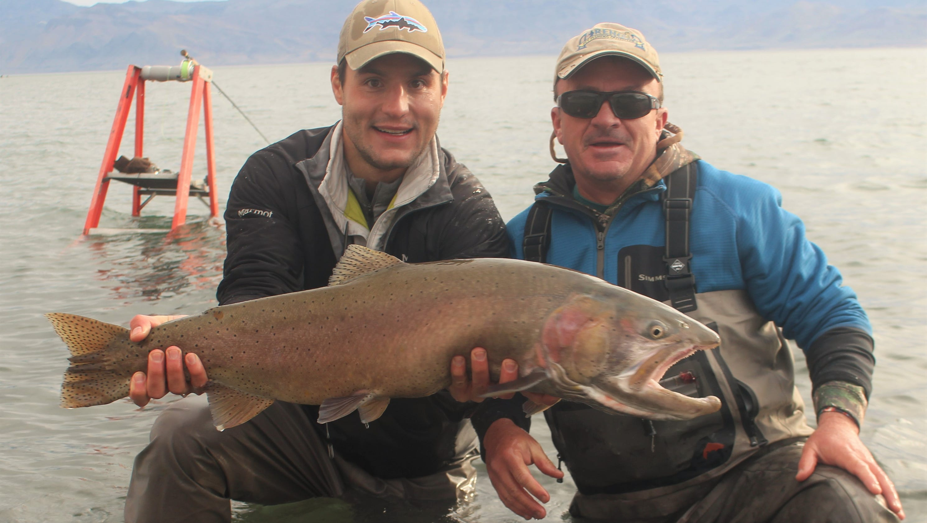 Fishing report for march 17 for Seven b s fishing report