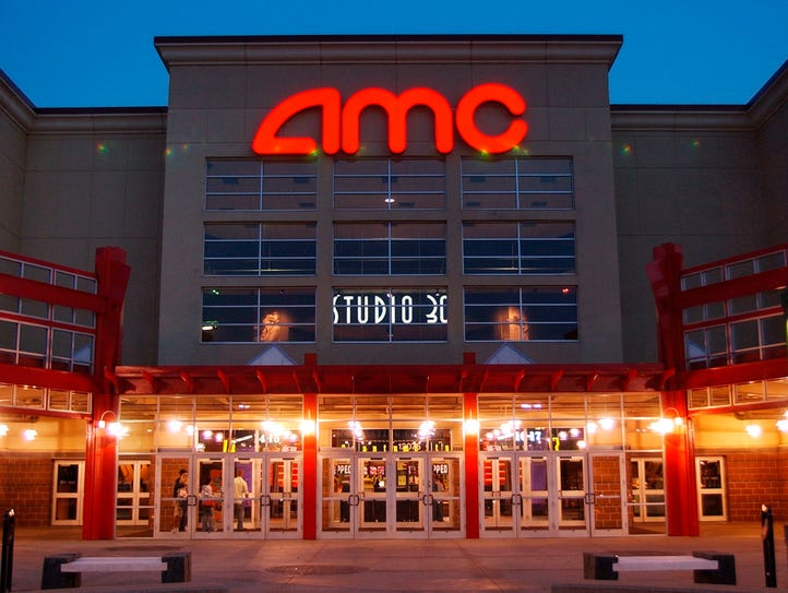 AMC Theatres, the world's largest movie theater chain,