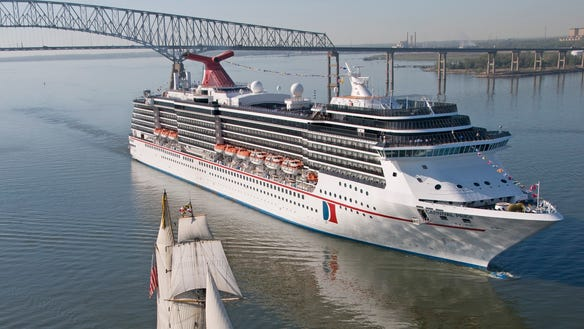 Carnival Adds Longer Cruises From Baltimore - Cruise ships from baltimore md