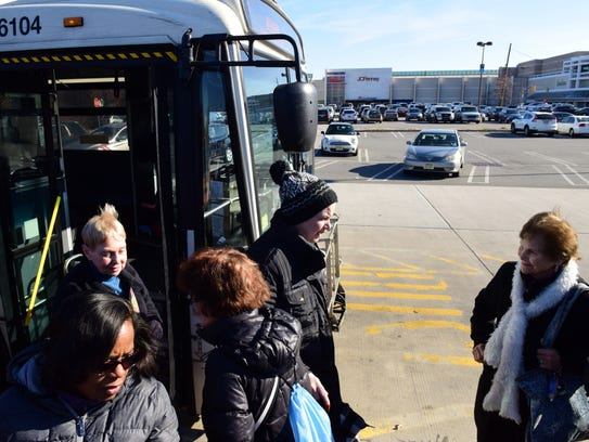 Seniors Learn To Ride A Bus To Add To Their