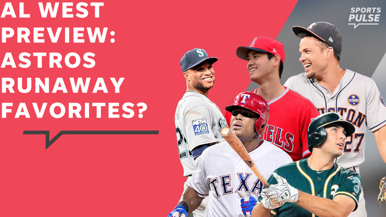 AL West preview: Astros poised for a World Series repeat?