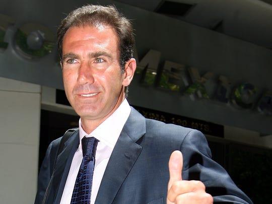 Francisco Gabriel de Anda es el nuevo director deportivo del Guadalajara.