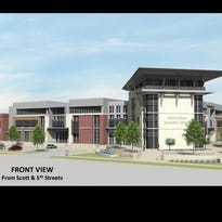 Wichita Falls officials say proposed municipal complex location not a flooding problem