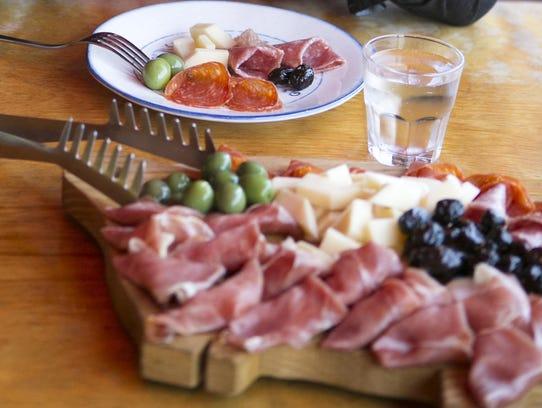Andreoli Italian Grocer Restaurant