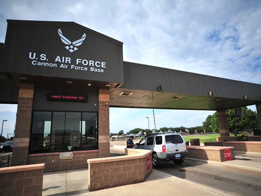 Cannon Air Force Base