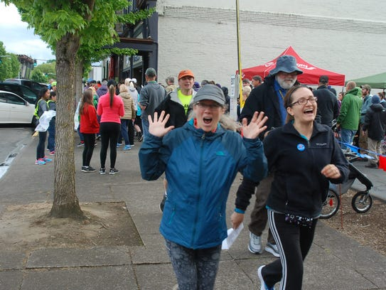 Be active and explore new parts of town at On Your Feet Friday, a monthly event hosted by Gallagher Fitness Resources.