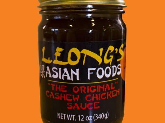 Leong's Cashew Chicken Sauce