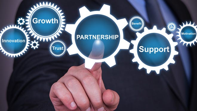 A strategic partnership can help your business grow.