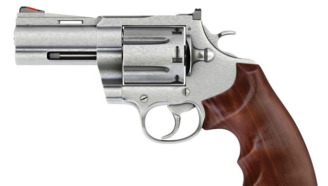 More than 40 guns were stolen from a Wysox sporting goods store.