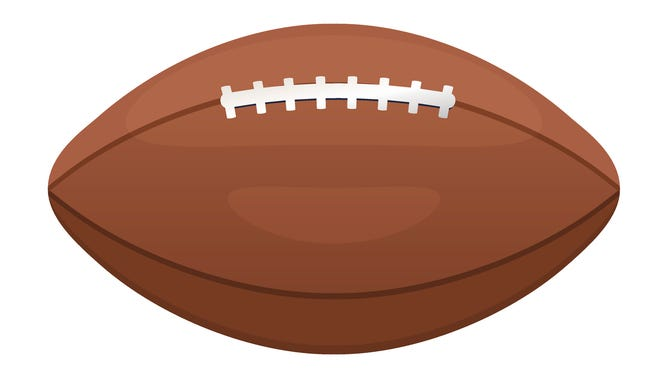 Gridiron football symbol.