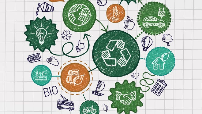 Making your family more environmentally friendly doesn't have to be difficult.