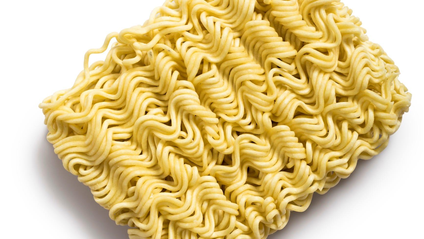 Week 21: Comfort foods and boxes of ramen, noodles