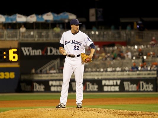 Blue Wahoos Photo