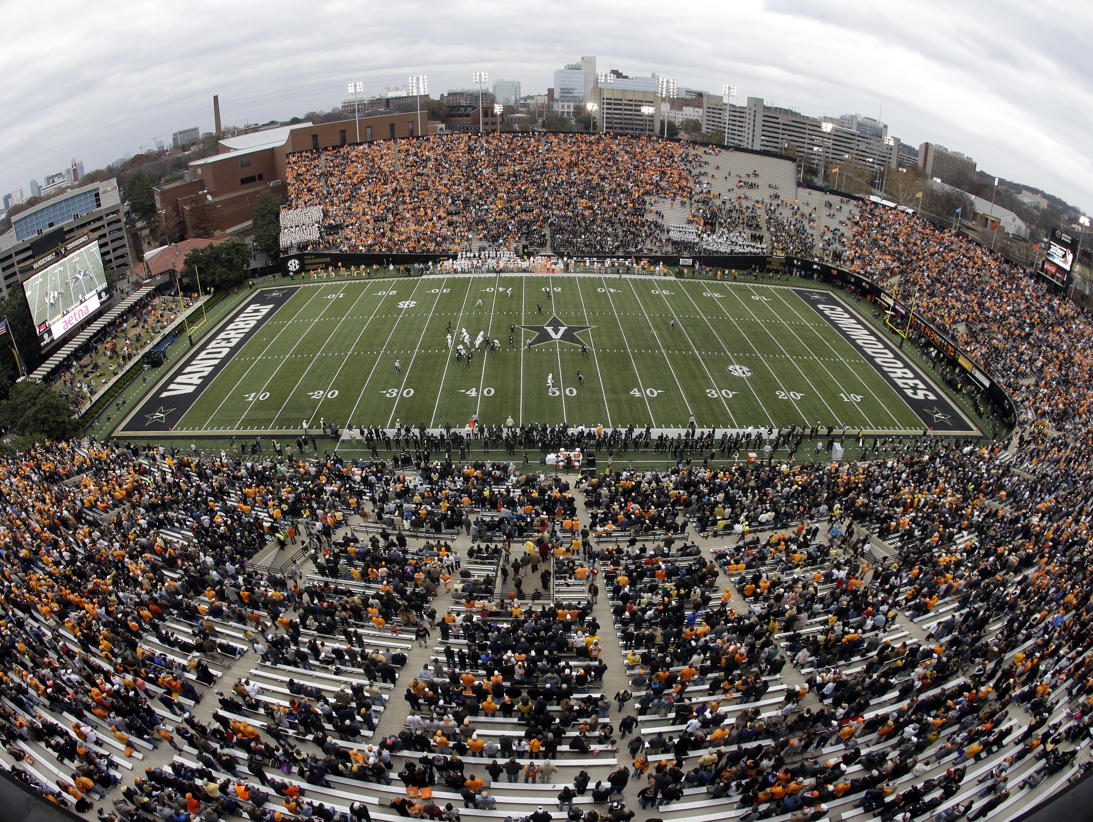 College football's biggest rivalries often have nicknames, so why not Vandy-Tennessee?