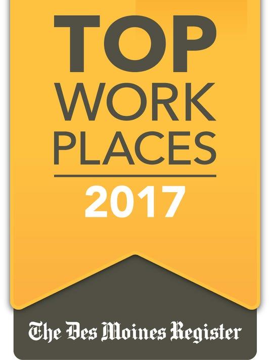 Iowa Top Workplaces 2017