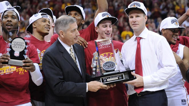 Iowa State won the Big 12 Tournament for the first time since 2000 in March, a thrilling three-day run through Kansas State, Kansas and Baylor.