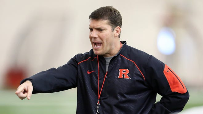 Rutgers football coach Chris Ash is about to get his first chance to work with his first recruiting class.
