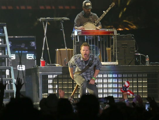 Dierks Bentley will perform at the Montana State Fair