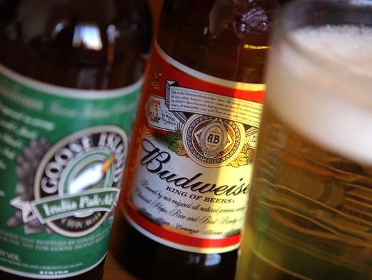 Anheuser-Busch InBev Buys Chicago Craft Brewery Goose Island
