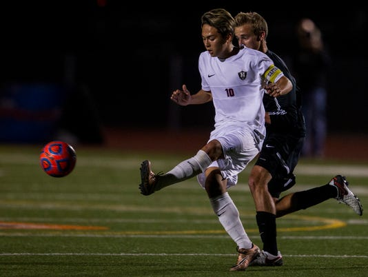 Division I boys soccer state championship