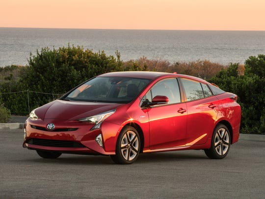 The 2016 Toyota Prius is among the Prius model years ranked by Consumer Reports as the most reliable vehicle in its annual reliability survey.