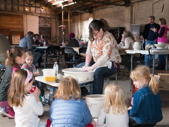 The Foodbank of Northeast Louisiana will host Empty Bowls at The Hub on Saturday.