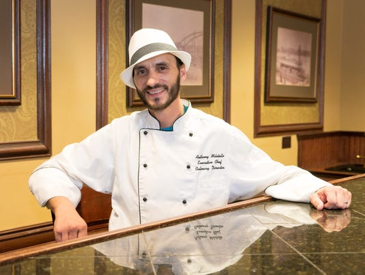 Chef Anthony Miletello