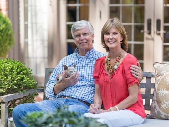 John and Dee Ledbetter