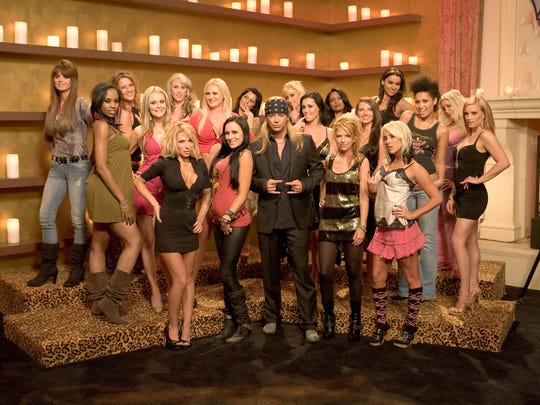 """Production Stills from the 51 Minds Production,""""Rock of Love 2 with Bret Michaels""""  Credit VH1"""