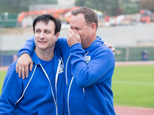 BRONSON PINCHOT, DAVE COULIER