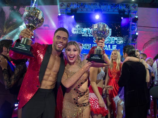 """DANCING WITH THE STARS - """"Episodes 2411"""" - On night"""