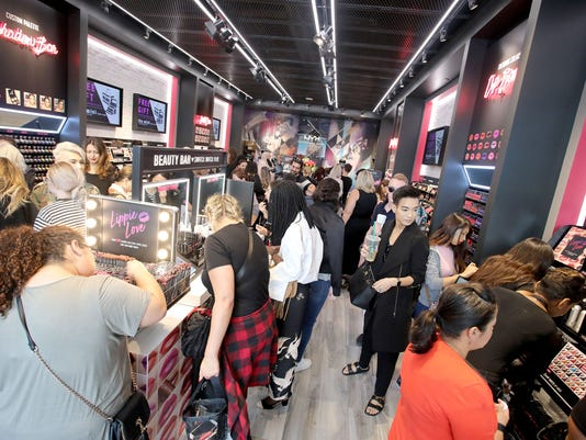 Beauty on the cheap? Shoppers drop department stores for makeup deals