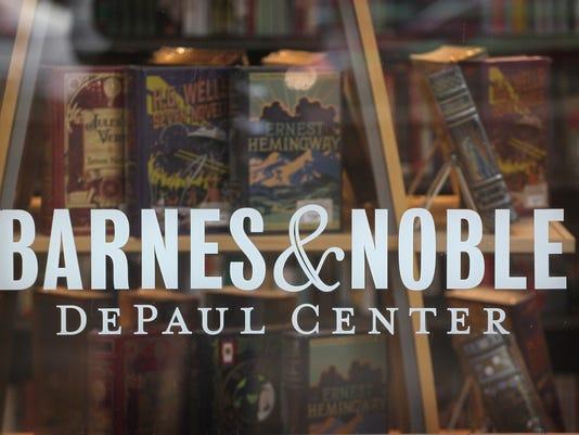 BARNES & NOBLE SALE URGED