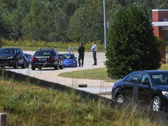 Powdersville lockdown
