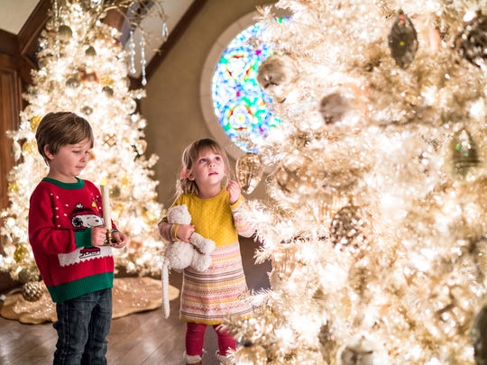 Children explore the wonders of Nutcracker in the Castle