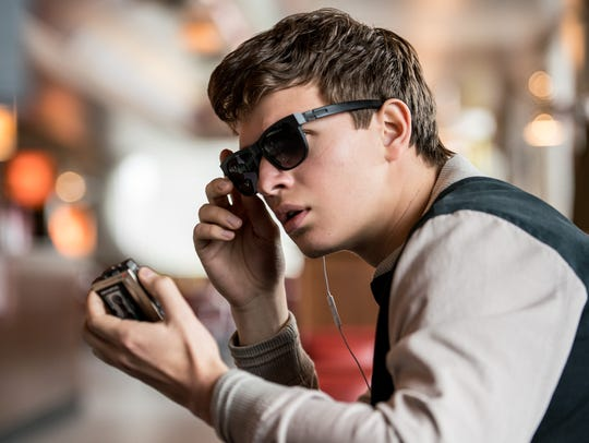 Actor in a comedy or musical: Ansel Elgort, 'Baby Driver'
