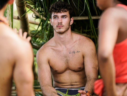 "Knoxville native Michael Yerger on ""Survivor: Ghost"