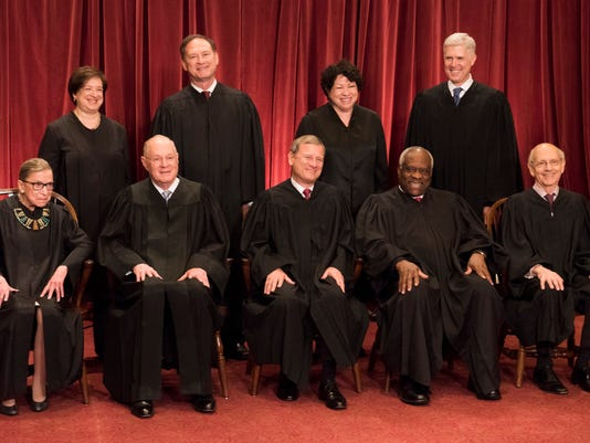 USP NEWS: SUPREME COURT JUSTICES A USA DC