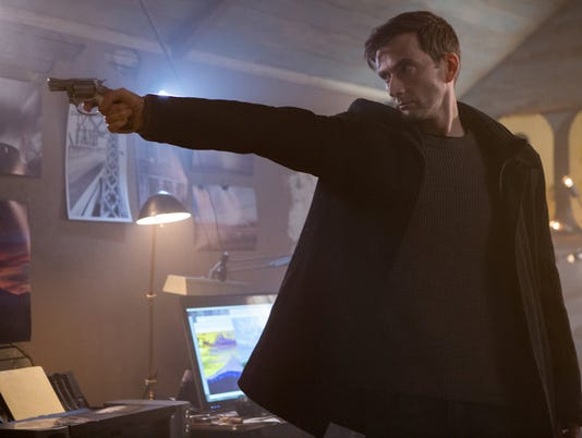 Movie review: 'Bad Samaritan' is so wacky that it's good