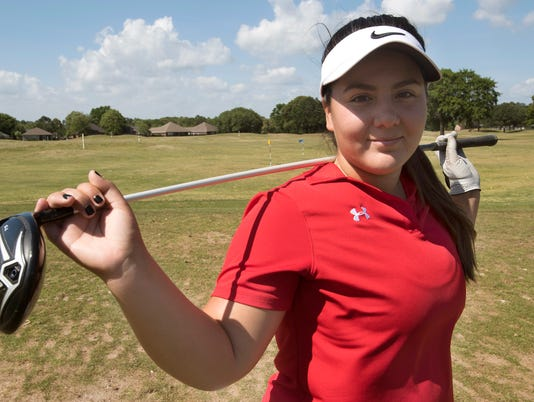UWF Golf-Paloma Vaccaro
